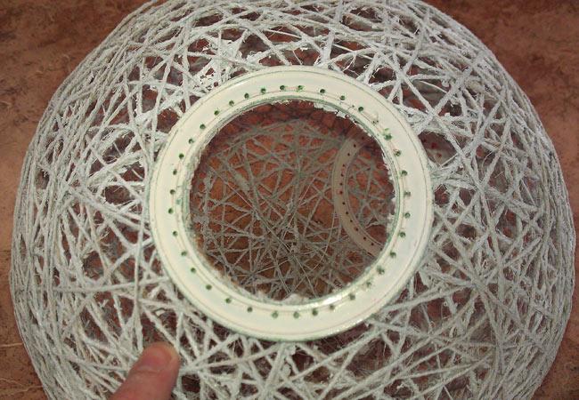 Изготовление абажуров своими руками