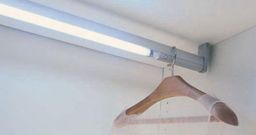 Подсветка в шкафу своими руками. Шкаф своими руками.
