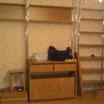 гардеробный стеллаж