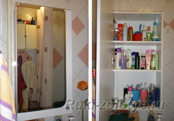 347Навесные шкафы для ванных комнат своими руками