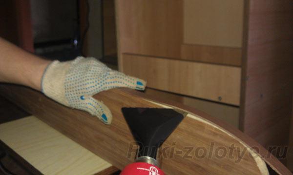 Как клеить кромку пвх 2 мм в домашних условиях 322