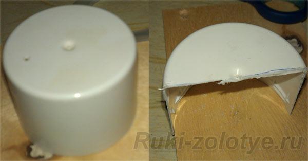 корпус пылеуловителя для фрезера