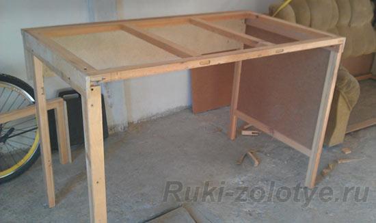 самодельный фрезерный стол