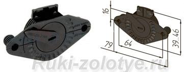 cinetto-PS03-ригель верхний