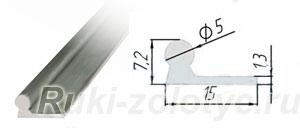 skm-80-нижняя накладная направляющая