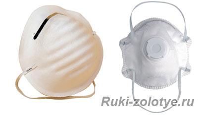 противопылевая маска