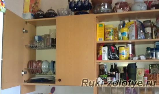 Как обновить старую кухню своими руками фото
