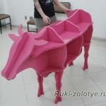 Полка-корова