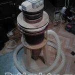 строительный пылесос с циклонным фильтром своими руками
