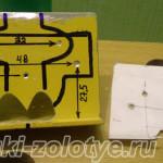 кондуктор для разметки под мебельные петли своими руками