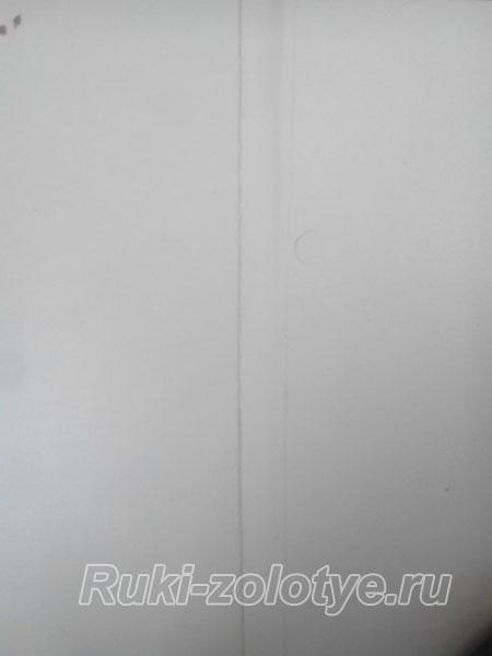 стики маскируются меламином