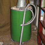 пылесос из старой стиральной машины