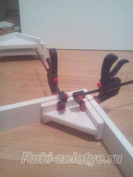 Струбцина для мебели своими руками 15