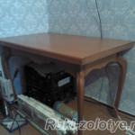 как отремонтировать развалившийся журнальный стол