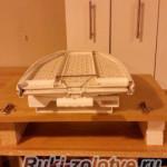 установка гладильной доски хафеле