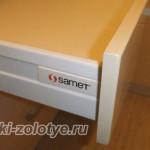 установка выдвижной системы Smart Box от компании Samet