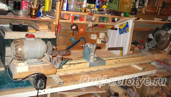 Самодельные станки и приспособления для мастерской своими руками 140