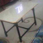 столик из полипропиленовых труб