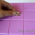 копилка в форме кубика-рубика из МДФ