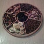 деревянная тарелка своими руками