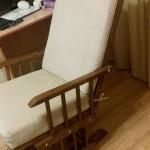 маятниковое кресло-качалка своими руками