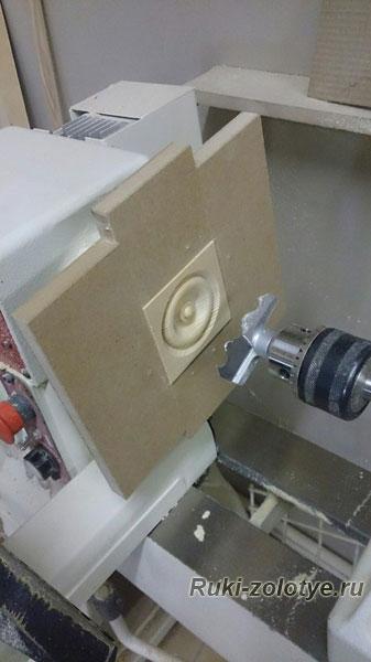 изготовление декоративной каретки на токарном станке